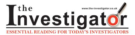 The Investigator (logo)